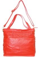 velina Girls Red PU Shoulder Bag