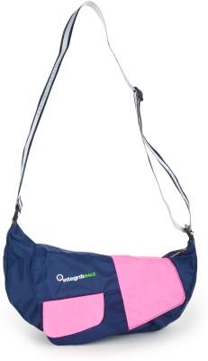Integriti Women Multicolor Polyester Sling Bag