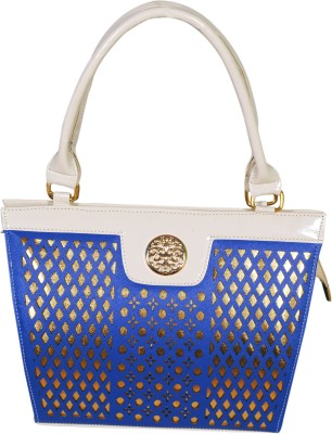 adglee Girls, Women Blue PU Shoulder Bag