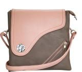 Glitters Women Casual Brown, Pink PU Sli...