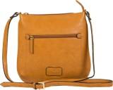 Lomond Women Tan PU Sling Bag