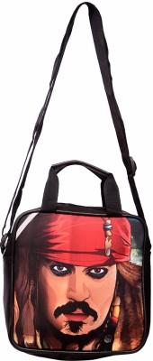 Roshiaaz Boys Black Flex Sling Bag