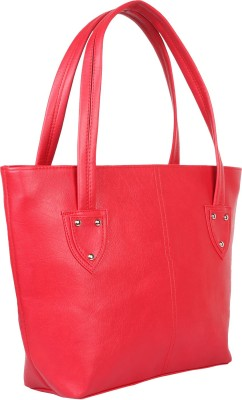 Cocktail Girls Red PU Shoulder Bag