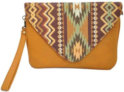 The Creative Hub Women Multicolor PU Sling Bag