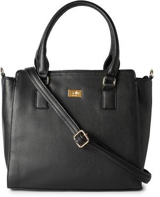 Allen Solly Women Black PU Sling Bag
