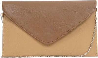 Igypsy Girls, Women Khaki Leatherette Shoulder Bag