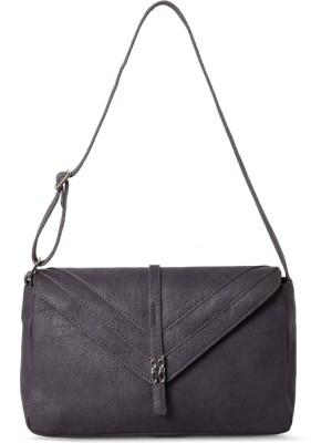 Baggit Women Purple Rexine Sling Bag
