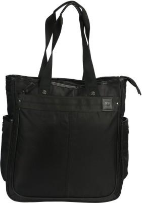 Fastrack Girls, Women Black Polyester Shoulder Bag