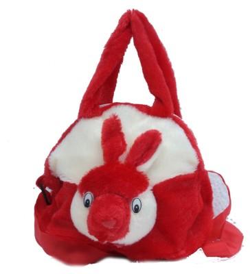 ARIP Girls, Women Red Velvet Sling Bag