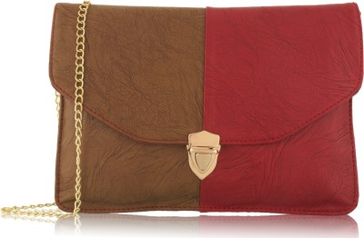 Fantosy Women Multicolor PU Sling Bag