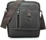 Bags Craze Women Brown PU Sling Bag