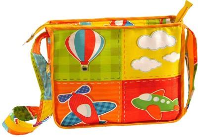 Swayam Boys Casual Multicolor Polyester Sling Bag