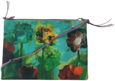 Fabulloso Women Multicolor Canvas Sling Bag