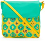 Chumbak Women Multicolor Polyester Sling...