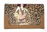 ShopperzGuide Women Brown Leatherette Sl...