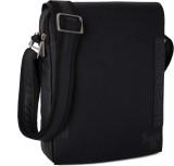 Baggit Women Black Rexine Sling Bag