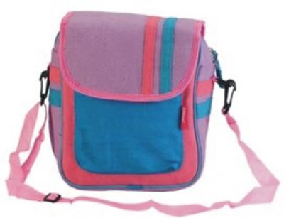 Vakula Exports Girls Pink Jute Sling Bag