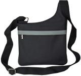 Kan Messenger Bag (Black)