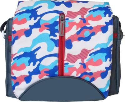 Majesty Girls, Boys Multicolor Polyester Sling Bag
