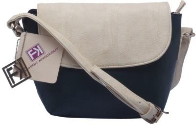 Fashion Knockout Women Casual Green PU Sling Bag