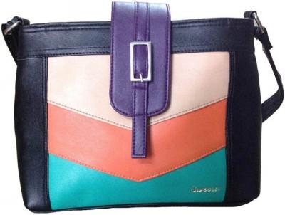SWEERA Women Multicolor PU Sling Bag