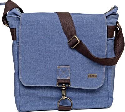 Kohl Boys, Girls Casual Blue Canvas Sling Bag