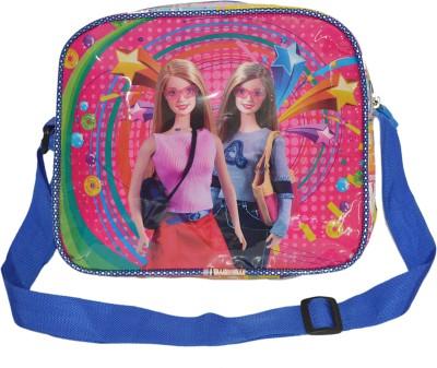 Minar Girls Blue PU Sling Bag