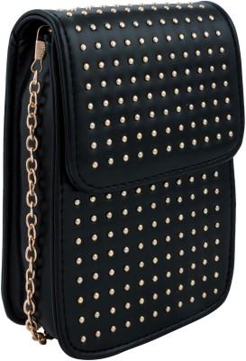 20Dresses Women Evening/Party Black PU Sling Bag