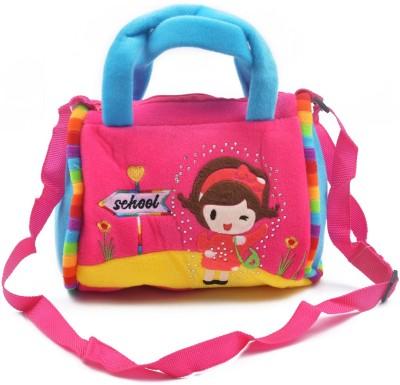 Koochie-Koo Girls Blue Cotton Sling Bag
