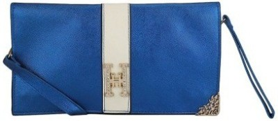 Ambience Women, Girls Blue PU Sling Bag