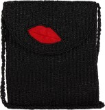 Ahankara Women Casual Black, Red Beads, ...