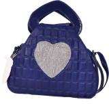 Naaz Bag Collection Women Blue PU Sling ...