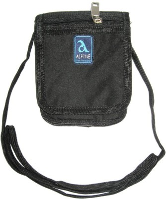 Alpine 360 Degree Boys, Girls, Men, Women Casual, Evening/Party, Festive, Formal, Sports Black Nylon Sling Bag