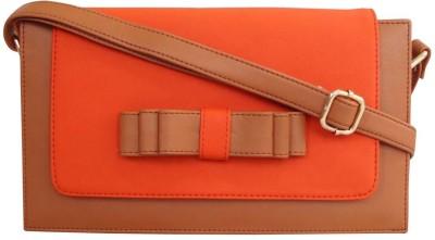 Toteteca Bag Works Women Multicolor Leatherette Sling Bag