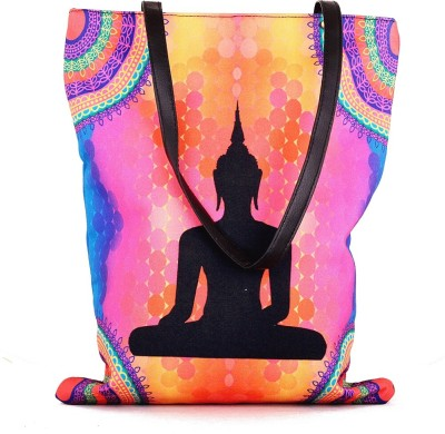 The G Street Women Multicolor Canvas Tote