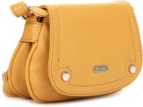 Lavie Women Yellow Sling Bag