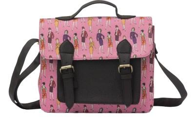 Bandbox Women Casual Pink PU Sling Bag