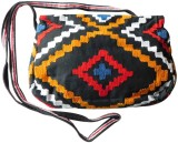 Laviva Women Multicolor PU Sling Bag