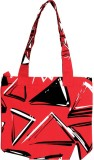 Orange Bunch Women Red Canvas Sling Bag