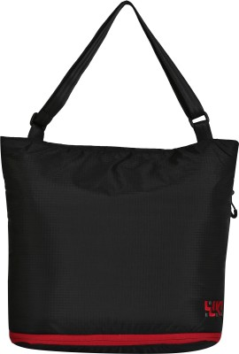 Wildcraft Women Casual Black Nylon Sling Bag