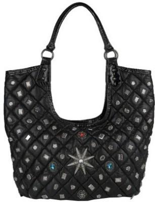 Jolie Girls, Women Black PU Sling Bag