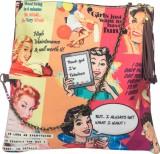 Bandbox Women Casual Multicolor Canvas S...
