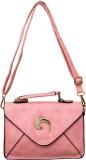 Heels & Handles Women Pink Leatherette S...