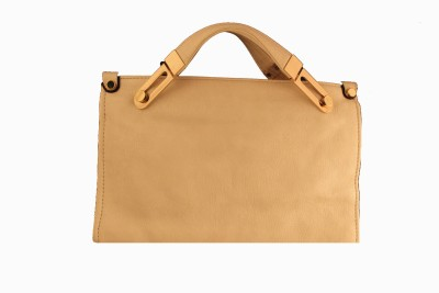 Damit Girls, Women Casual, Evening/Party Beige PU Sling Bag