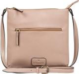 Lomond Women Casual Beige PU Sling Bag
