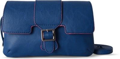 Baggit Lmp Cache Bindas Blue Mobile Pouch