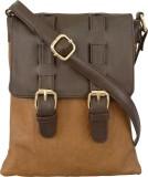 Toteteca Bag Works Women Tan, Brown PU S...