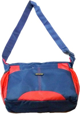 Navigator Boys, Girls Red, Blue Polyester Sling Bag