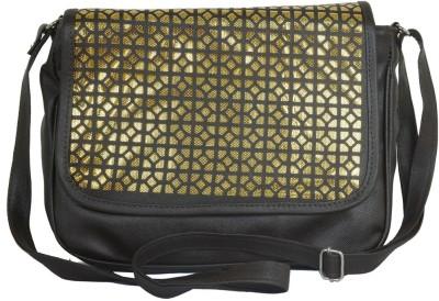 Murcia Women Brown PU Sling Bag