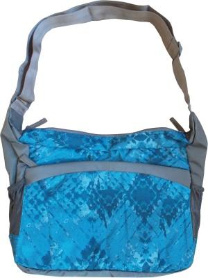 Majesty Boys, Girls Casual Blue Polyester Sling Bag